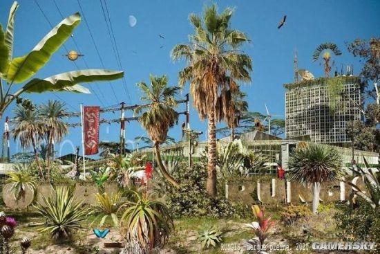 若人类消亡 城市会变成什么样子?