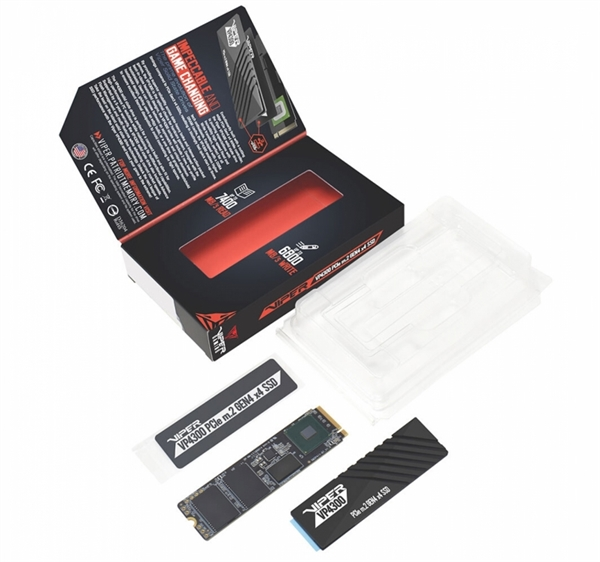 博帝发布新品VP4300:读速7.4GB/s系当前最快PCIe 4.0 SSD