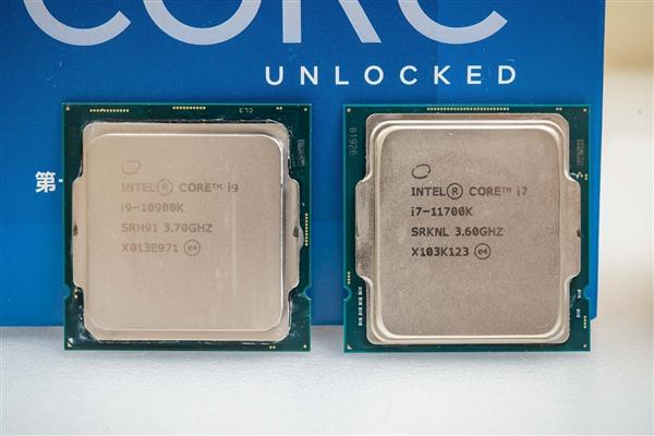 11代酷睿i7-11700K、i5-11600K深度测试:就差一丁点