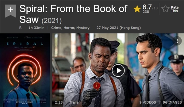 《电锯惊魂9》IGN仅3分:一部失败的作品 即便是老粉也没兴趣