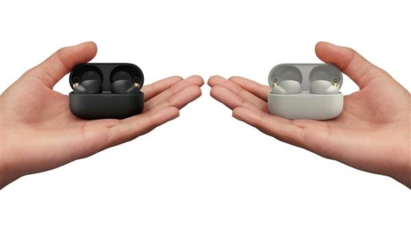 索尼第三代降噪豆WF-1000XM4双色高清组图曝光:工业设计大换代