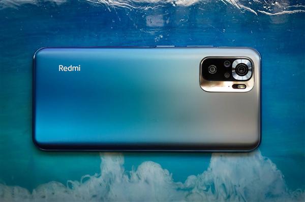 Redmi Note 10S发布:预装MIUI 12.5 1300元起