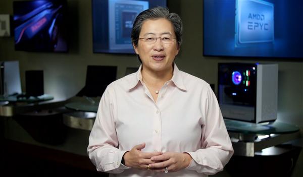 AMD CEO苏姿丰拿下半导体大奖 Intel官方祝贺