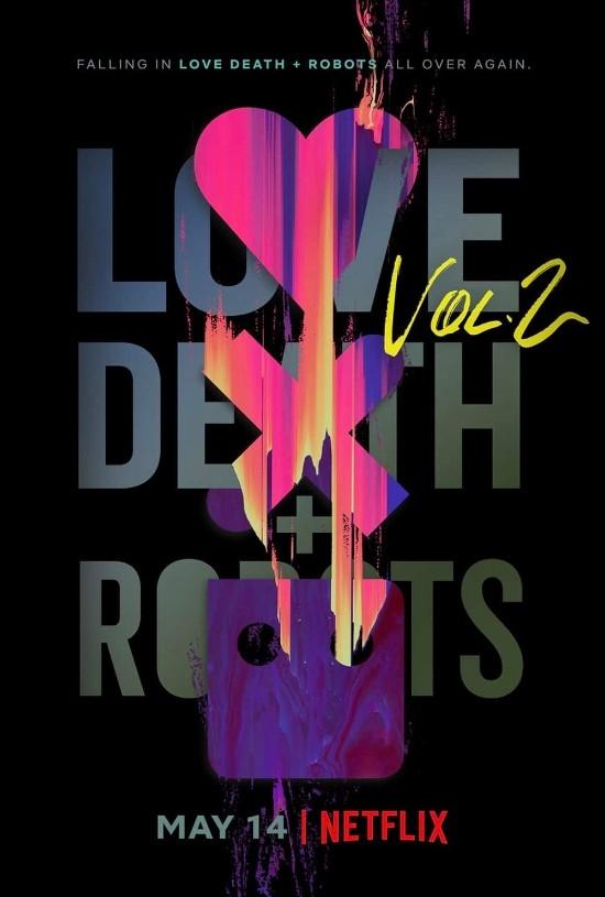 爆款神剧!《爱 死亡和机器人》第二季今日上线:评分下挫