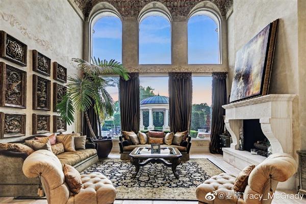 前NBA球星麦迪在阿里拍卖美国2200平豪宅:起价5750万元