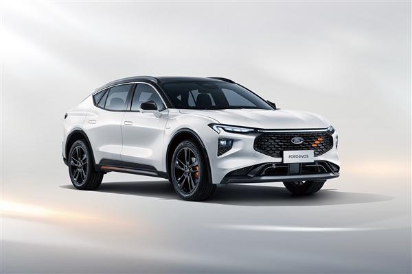 电改油神操作!长安福特全新车型EVOS曝光 2.0T高功发动机上车