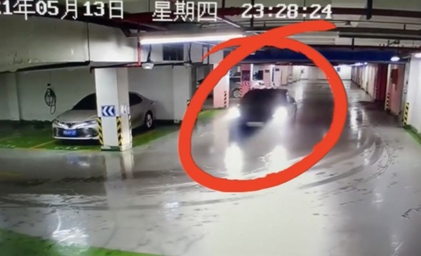 杭州一Model 3地库撞墙!车主:明显就是刹不住