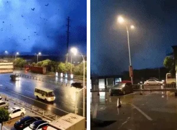 苏州龙卷风最大风力达17级:科普遇到龙卷风时应如何躲避
