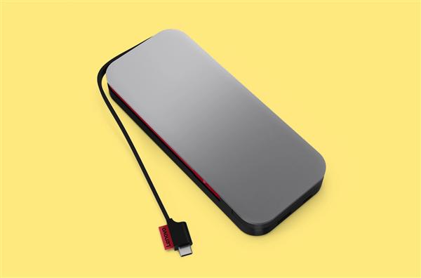 联想发布笔记本充电宝:20000mAh 65W输出