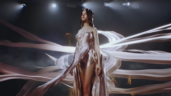 腾讯展示新虚幻引擎技术:八万根的真实发丝打造的小姐姐惊艳