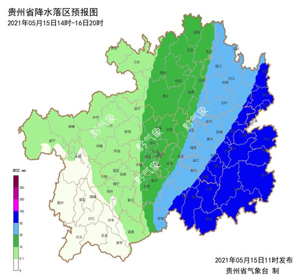 贵州5月已连续13天下冰雹:我国本轮降雨将进入最强时段