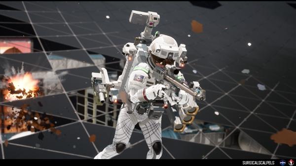 国产FPS《边境》亮相:画质出色、零重力玩法让人直呼上头