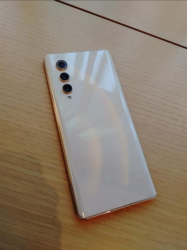 绝版手机LG Velvet 2 Pro曝光:员工抄底 价格不到1100元