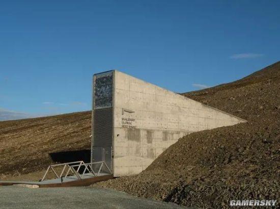 骚操作:奥利奥在北极建了一座世界末日饼干库