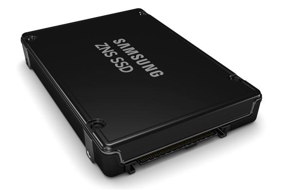 三星全球首发ZNS SSD硬盘:TLC/QLC闪存4倍延寿