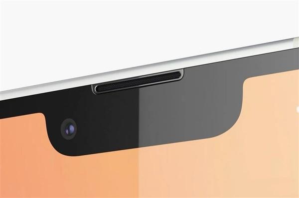 iPhone 13超清渲染图曝光:全系升级小刘海!
