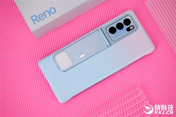 布灵布灵闪亮!超轻薄旗舰OPPO Reno6 Pro开箱图赏