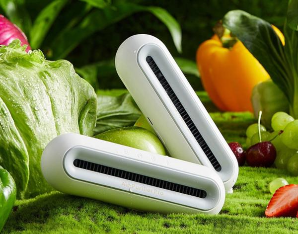 149元 小米有品众筹冰箱除味杀菌器:灭菌率99.9%