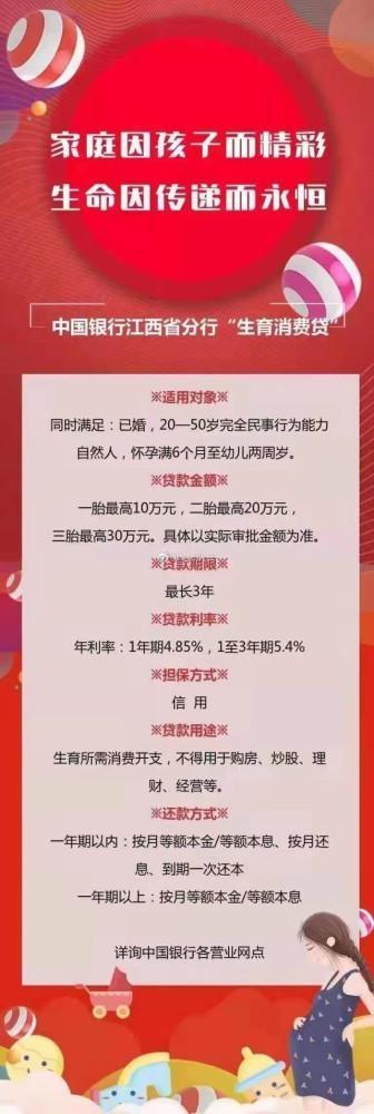 """中国银行推出""""三孩贷""""!官方回应:已删除"""