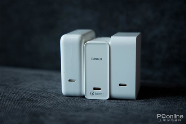 倍思100W氮化镓充电器上手:笔记本原装快充头的完美替代品