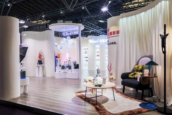 天猫618家居新品牌增长翻倍,13个新品牌首次登上设计上海展
