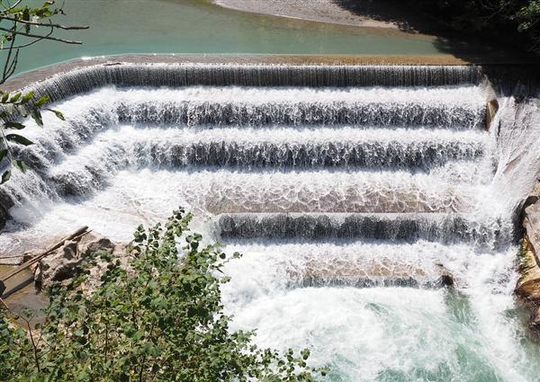 国内最高落差!第一座700米级水电站投产:总装机容量140万千瓦