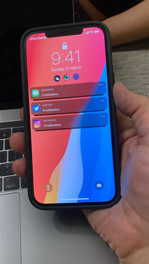 iOS 15界面曝光:安卓味儿越来越浓!