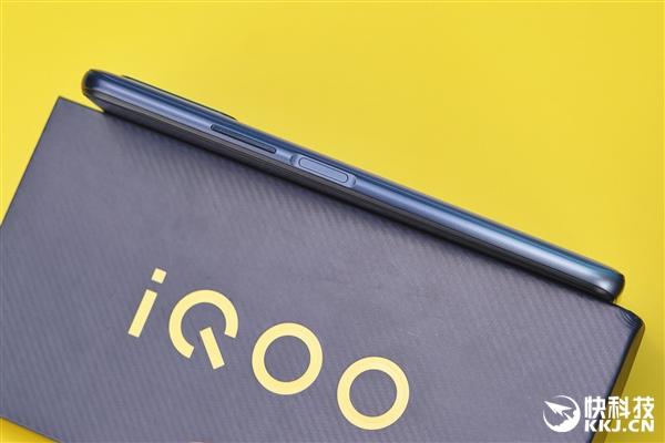 2021年少有的LCD旗舰!iQOO Neo5活力版图赏