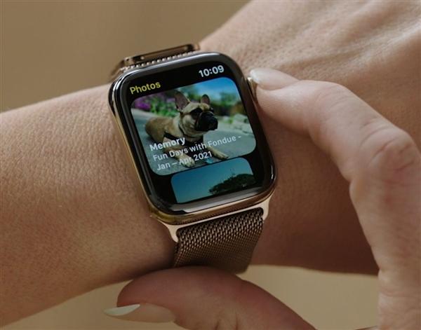 watchOS 8发布:支持呼吸检测、太极拳
