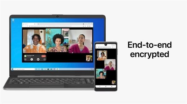 iOS 15正式发布!首次与安卓手机打通