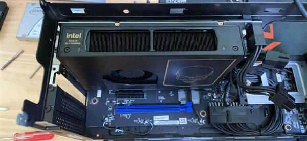 Intel全新野兽峡谷NUC 11曝光:首发i9-11900KB扩展卡式处理器