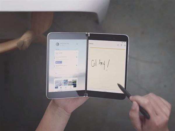 补齐短板 微软Surface Duo 2曝光:骁龙888加持