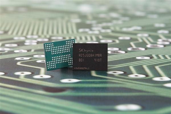 SSD要变贵了:NAND闪存预计涨价至少5%