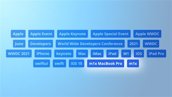 苹果自曝M1X处理器:确实存在!