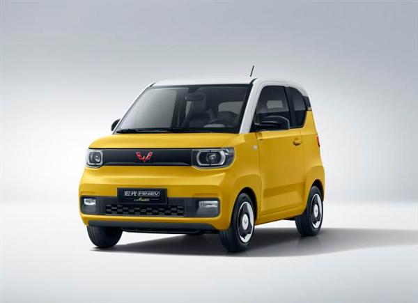 网传上海恢复微型电动车上牌 有宏光MINI EV车主获绿牌