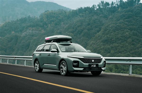 国产旅行车来了!五菱宝骏Valli正式上市 7.98万起售