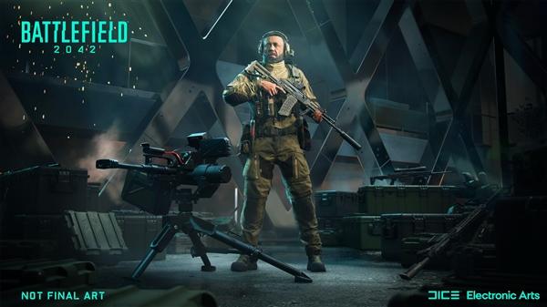 《战地2042》:以最激进的方式怀旧