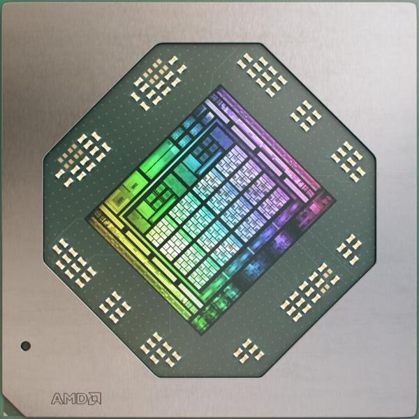 AMD Navi 23小核心曝光:超越前代大核心Navi 10
