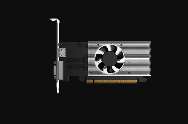 第二款Intel DG1独立显卡亮相:中国蓝戟、古老VGA接口