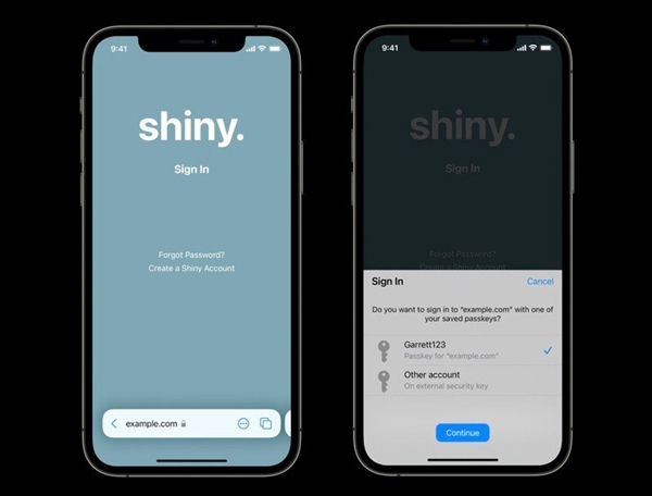 iPhone要干掉密码:苹果想用面容ID和指纹取代之