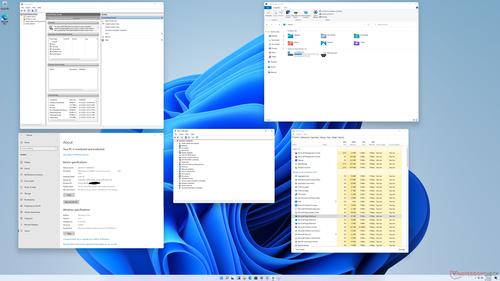微软Winwdos 11 ISO安装文件偷跑:界面很像Win10X