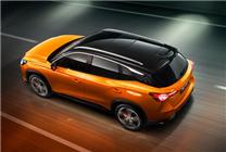 名爵全新SUV发布:MG车标变了!