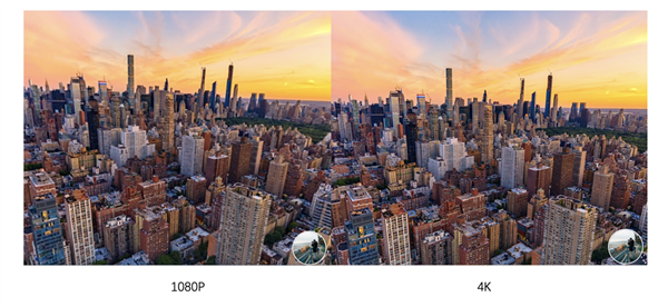 快手宣布全面支持全景4K视频播放!网友:流量又不够用了