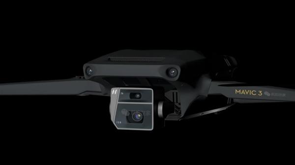 哈苏认证双镜头!大疆Mavic 3渲染图曝光:独立广角+7倍长焦