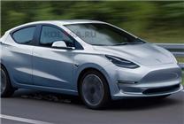 特斯拉全新紧凑型车假想图曝光:约16万起 不会叫Model 2