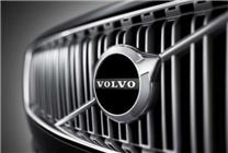 沃尔沃全新车标曝光!预计2023年正式装车