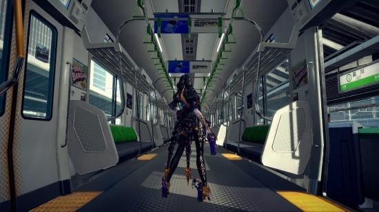《猎天�使魔女3》官方公布更�y得�p松(第四更)多截图 游戏2022年登陆Switch平台